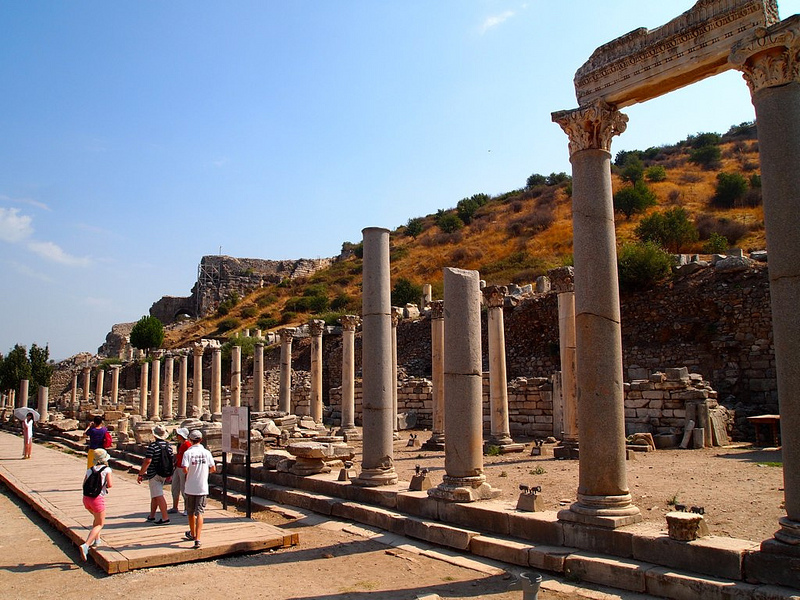 priene miletos didyma tour
